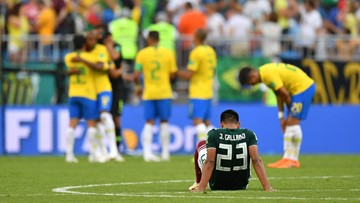 Mexico heartbroken again with World Cup round of 16 loss against Brazil