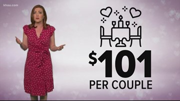Brandi Breaks It Down: How much Americans spend on Valentine's Day