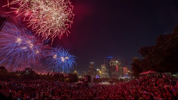Houston's CITGO Freedom Over Texas July 4 celebration will have live music, fireworks and astronauts