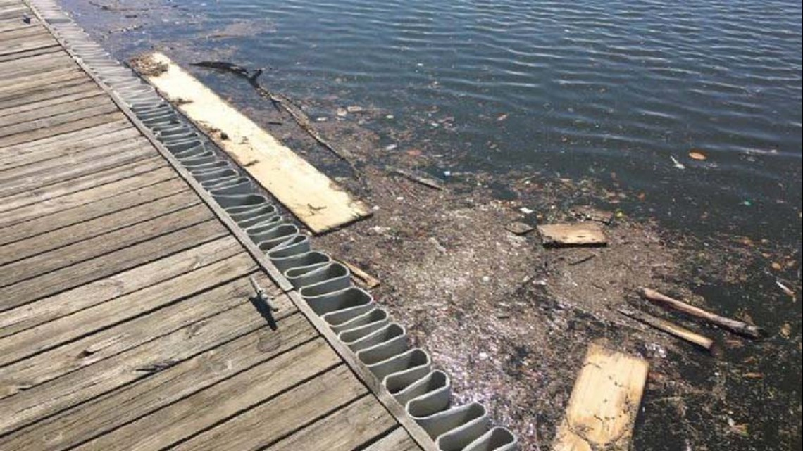 Montgomery Co Deputies Warn About Nails In Lake Conroe