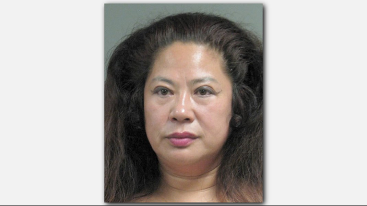 The business owner was arrested on prostitution charges on Monday in Rosenberg, Texas.