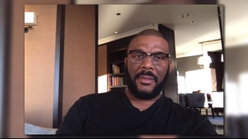 Tyler Perry addresses Facebook scams; says he's not giving away anything