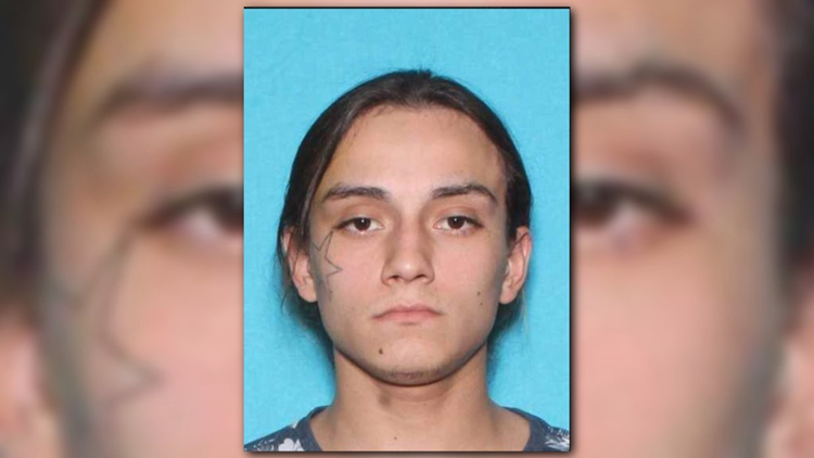 The Conroe Police Department K9 was able to establish a track on the suspect, which led law enforcement to him hiding in a wooded area, according to the sheriff's office.