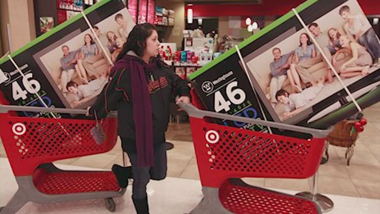Why it may be hard to get a great deal on a TV this holiday season