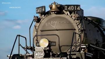 'Big Boy' picks up a new passenger: Bush 4141