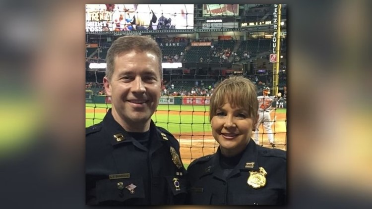 Conversations With Correa: Houston PD couple looks back on rescue efforts during Hurricane Harvey