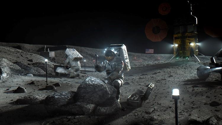 Elon Musk's SpaceX beats Jeff Bezos' Blue Origin to build lunar lander in NASA's Artemis program