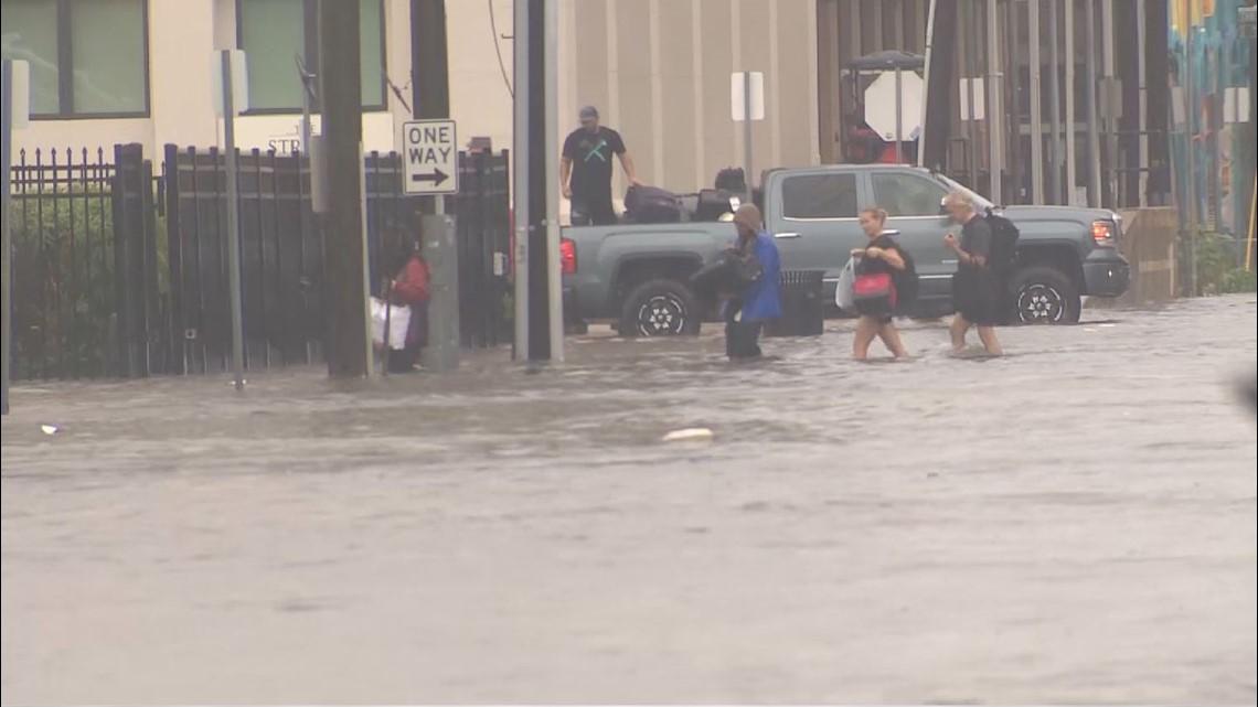 Galveston Cruise Ship Passengers Left Stranded In