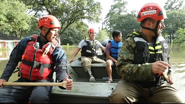 Hurricane Harvey heroes will be featured in documentary set to debut this Thursday