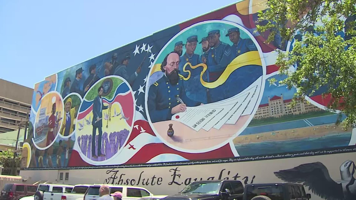 Galvestonians react to Juneteenth holiday announcement