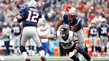 J.J. Watt earned Pro Football Focus' highest grade on Texans defense in Week 1