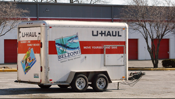 U-Haul offers free storage for Hurricane Florence evacuees