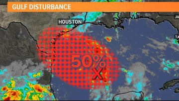 GULF WATCH: Tropical system takes aim at South Texas