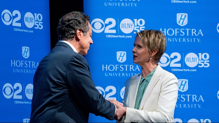 Despite enthusiasm for Nixon in some quarters and on social media, Cuomo held substantial leads against Nixon in the polls.