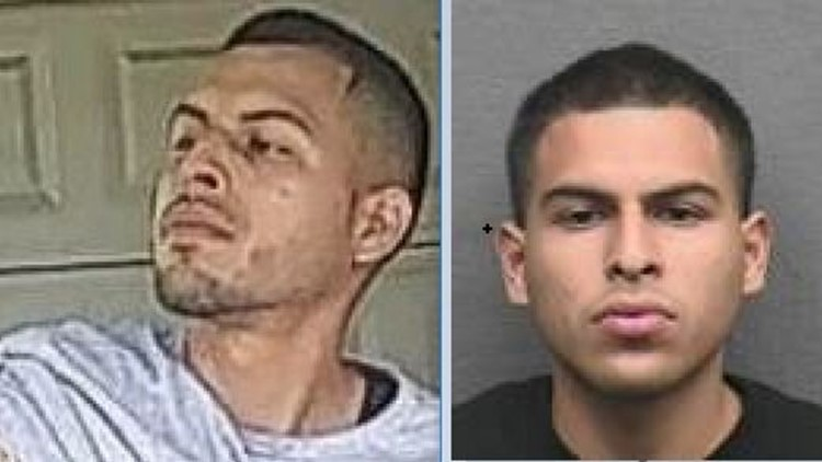 Detectives said the man shot the girl as she was walking down a street in north Houston.
