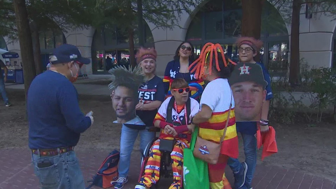 Fans pumped about another Astros postseason
