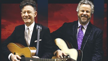 Lyle Lovett and Robert Earl Keen will open for George Strait at 2019 rodeo