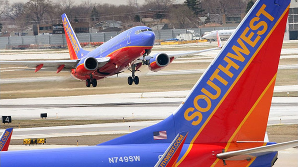 Lawsuit Southwest Airlines Employees Had Whites Only