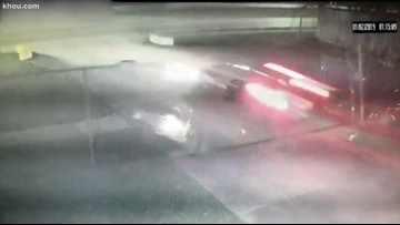Houston fire station targeted by thieves