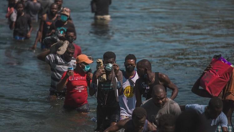 Why so many Haitian migrants are crossing the U.S. Mexico border
