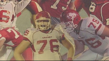 'Cody's Law' signed by governor in memory of Crosby football player