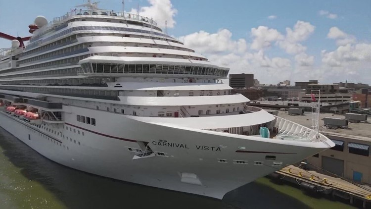 Carnival implements new mask policy after cruise out of Galveston reports COVID cases