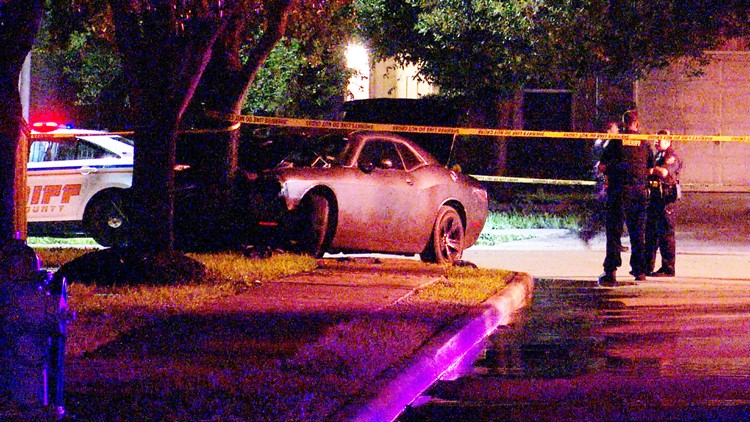 HCSO: Driver killed during confrontation with residents upset about crime in their neighborhood