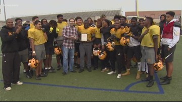 Athlete of the Week: Marshall High School football
