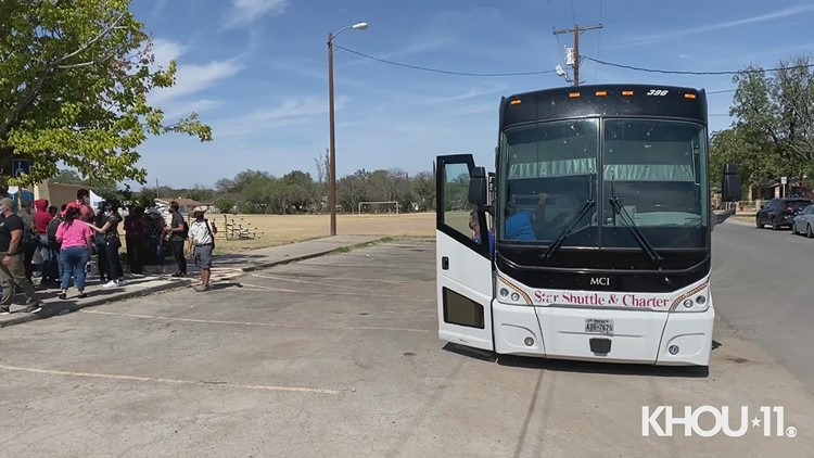 All migrants are gone from Texas border camp, Del Rio mayor says