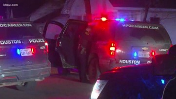 Two in custody after nearly hourlong chase through Houston's east side
