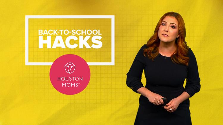 Houston moms share hacks to make back-to-school process easier