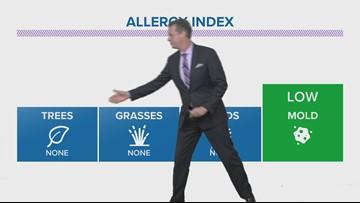 Houston weather radar forecast 7 pm update