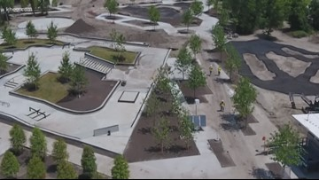 30-acre bike park soon to be unveiled in north Houston
