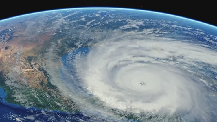 The science of how a hurricane forms