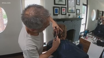 Coronavirus: Salons closed under 'stay-at-home' orders