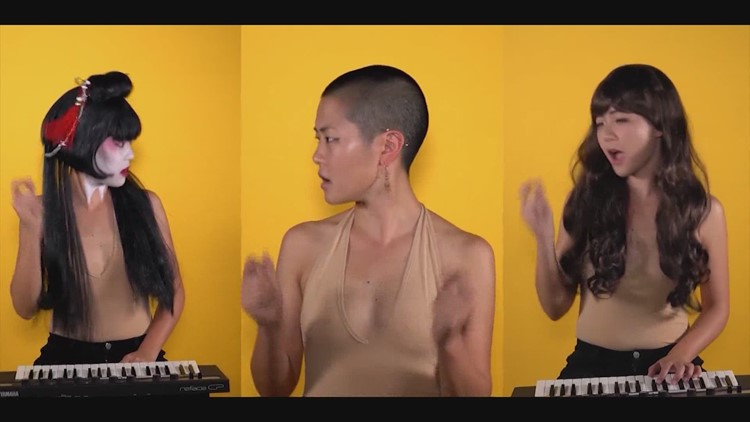 Japanese American artist exposes real-life racist pickup lines in film