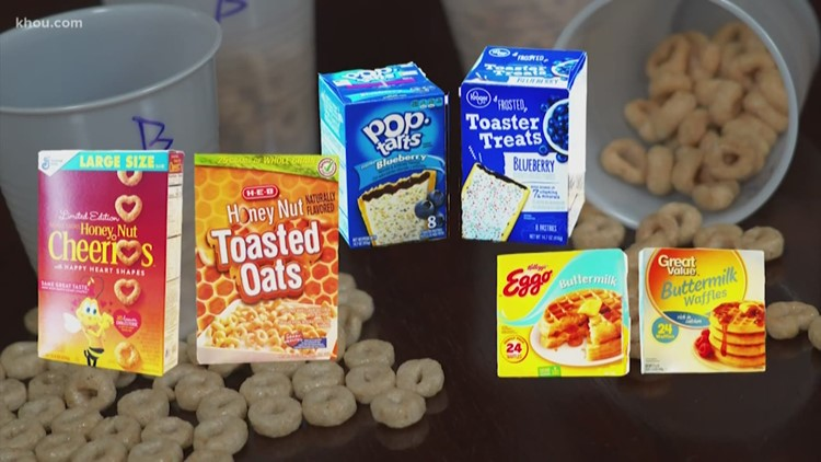 Brand Names vs. Store Brand: Can you taste the difference in these breakfast items?