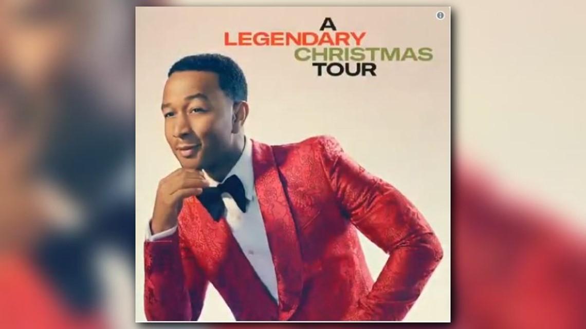 John Legend to release \'A Legendary Christmas\' album | khou.com