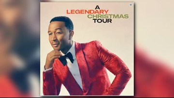 A Legendary Christmas.John Legend To Release A Legendary Christmas Album Khou Com