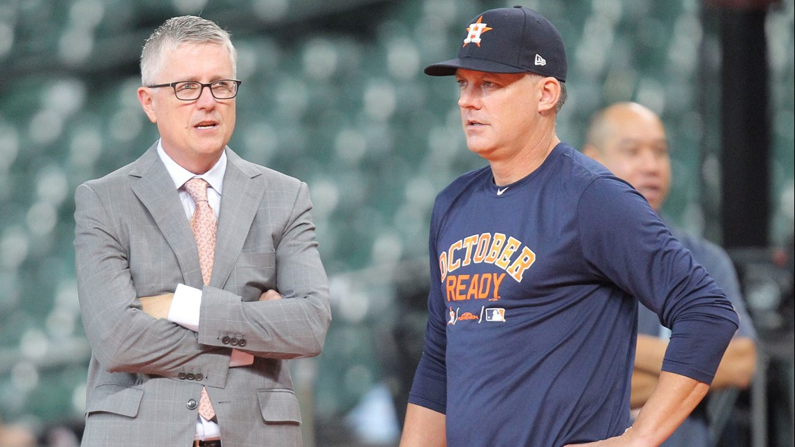 LIVE BLOG: Astros take ALDS Game 1 with 7-2 win over Indians | khou com