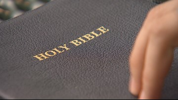 Social media helps McKinney veteran find missing Bible, military patches