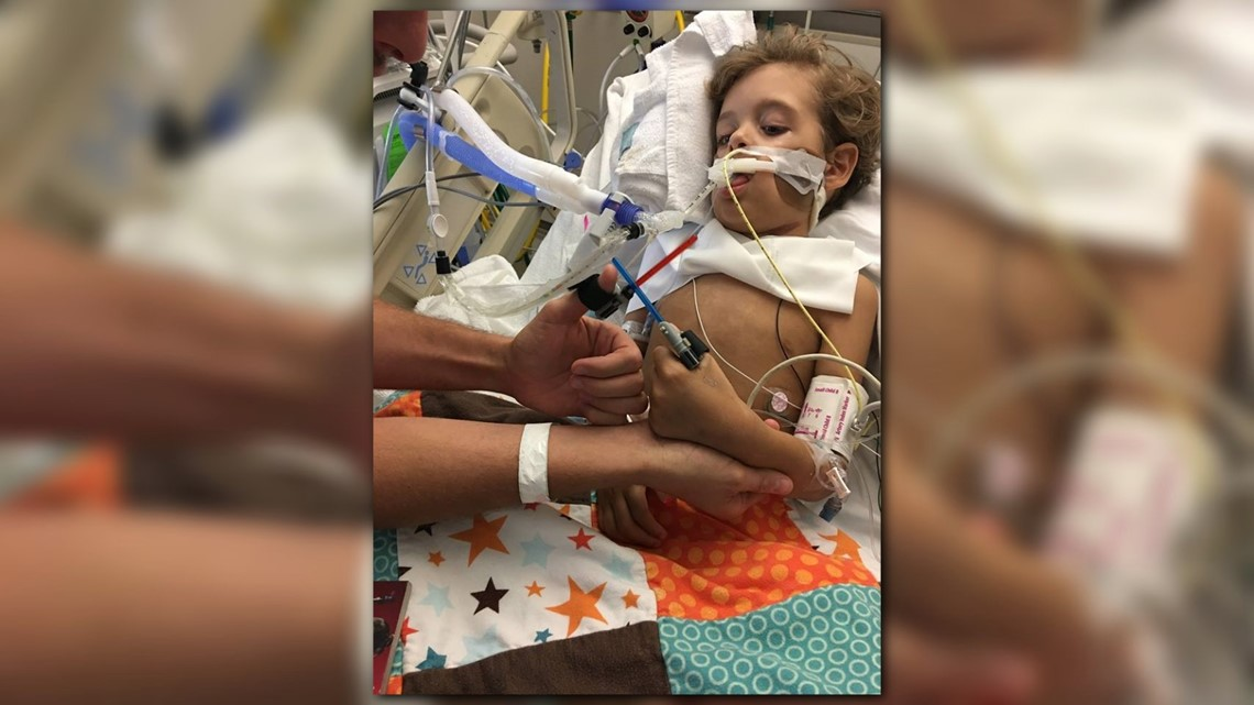 meet a woodlands boy fighting the rare poliolike disease