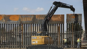 Galveston company awarded 2nd contract to construct border wall in Texas