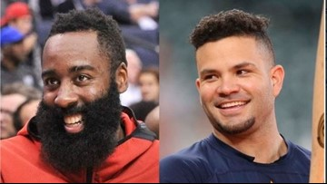 Harden, Altuve to be grand marshals of Thanksgiving Day Parade