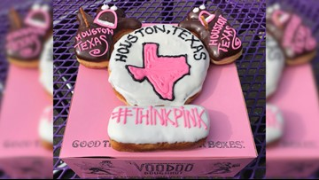 Voodoo Doughnut in Houston will celebrate grand opening with free doughnuts