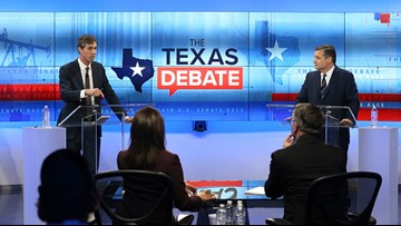 VERIFY: Claims made during Cruz, O'Rourke debate