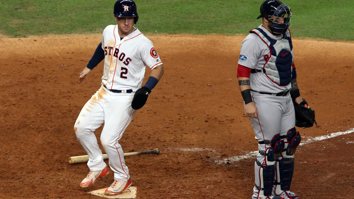 55c3589fd LIVE BLOG: Red Sox take ALCS Game 4 with 8-6 win over Astros | khou.com