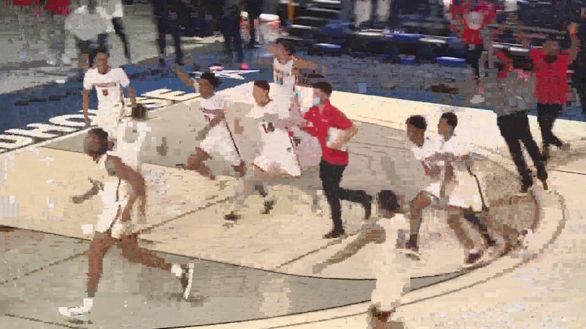 Highlights: High school basketball regional final highlights