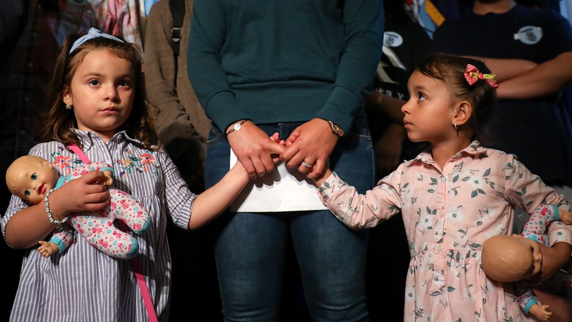 STUDY: Immigrant children separated from families can suffer from PTSD