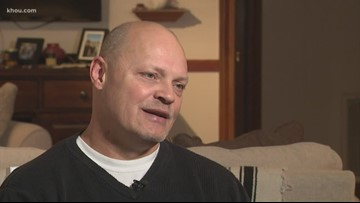 Survivor hopes his experience helps someone else recognize heart attack symptoms